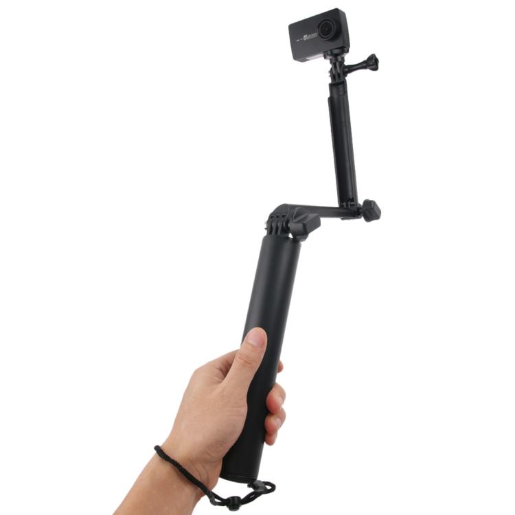 Монопод для GoPro Черный