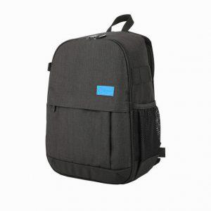 Фоторюкзак Lightpro TS-20 Черный с синей подкладкой
