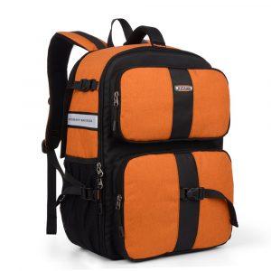 Рюкзак для фототехники Sinpaid SY-09 Оранжевый
